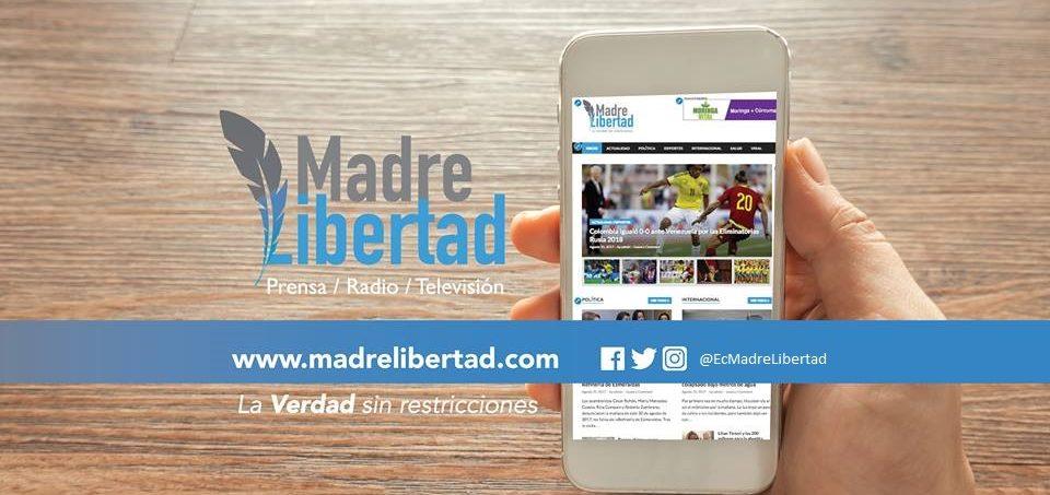 Madre Libertad Ecuador